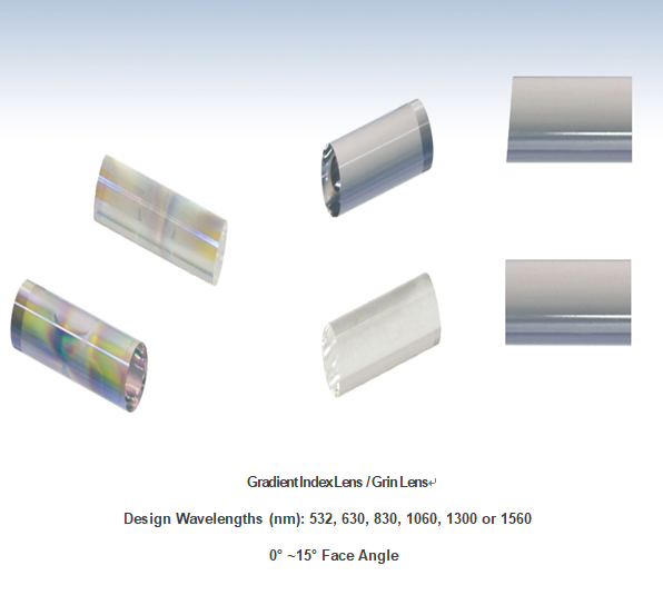 Gradient Index Lens / Grin Lens