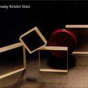 Type MR1 Faraday Rotator Glass